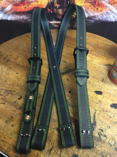 X-Back Suspenders