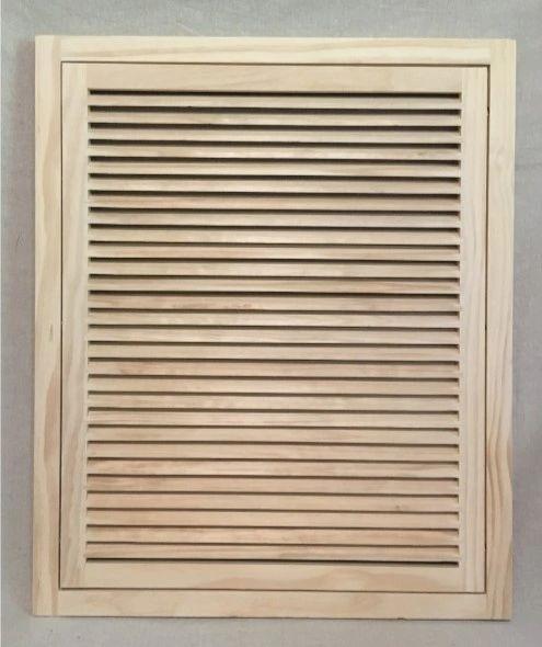 24x30 Wood Return Air Filter Grille Woodairgrille Com