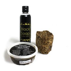 Black Soap Kit