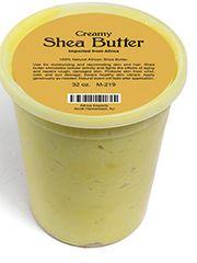 Cream African Shea Butter Yellow 32.OZ