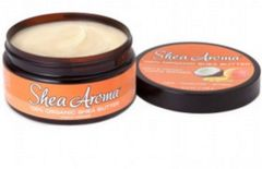 SHEA AROMA: 100% PURE NATURAL WHIPPED SHEA BUTTER: COCO MANGO 6.3 oz