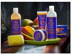 Mango Butter Collection/ Allow 12-14 days for Delivery.