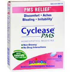 Boiron Cyclease PMS - 60 Tablets