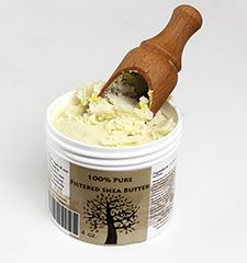 100% Pure Filtered Shea Butter