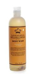 Lavender and Wild Flowers Body Wash 13. oz