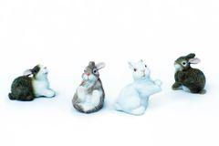 MRB100 Mini Rabbits (12 PC SET)
