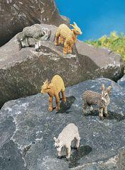 MGO100 Mini Goats (12 PC SET)
