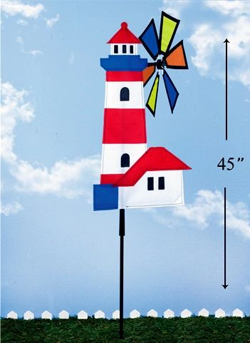 Lighthouse Windmill Spinner (12 PCS SET)