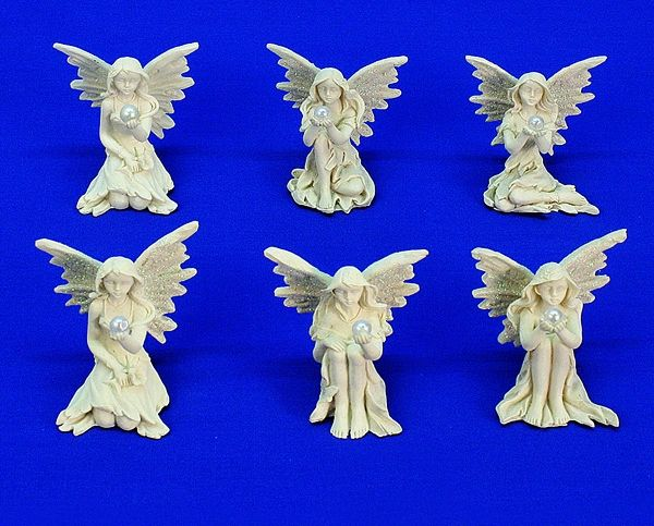 Mini Fairy with Pearl (12 PCS SET)