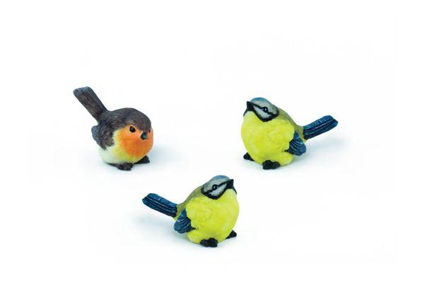 MBI100 Mini Birds (12 PCS SET)