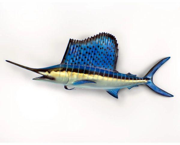 """TT500 Sailfish 42"""" Fish Mount"""