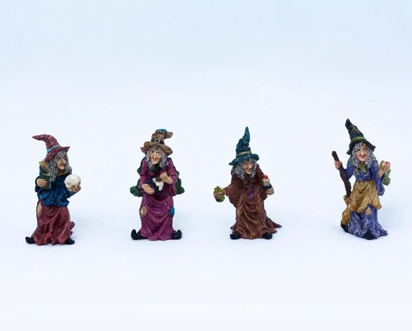 Witch (12 PCS SET)