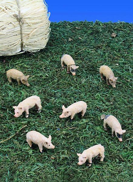 MPI100 Mini Pigs (12 PC SET)