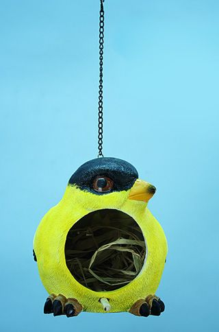 Goldfinch Bird House (4 PCS SET)