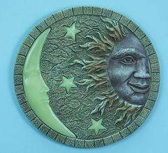 "Sun & Moon 10"" (4PC SET)"