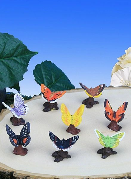 Mini Butterflies (12 PC SET)