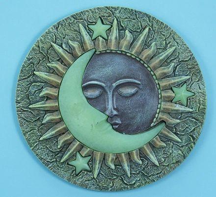 """Sun & Moon 10"""" (4PC SET)"""