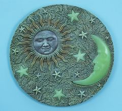 "Moon & Stars 10"" (4PC SET)"