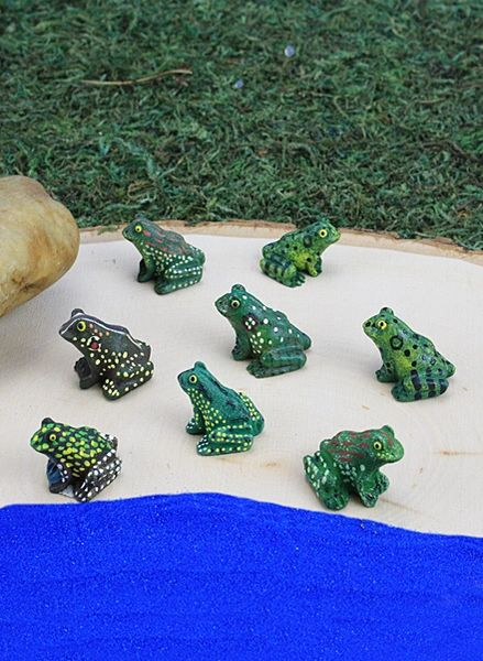 MF100 Mini Frogs (12 PC SET)