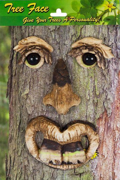 TF4 Bucky Tree Face (6 PC SET)