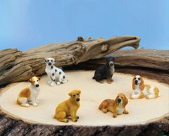 F9 Mini Dogs (12 PCS SET)