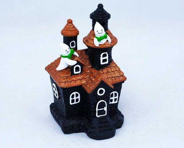 FA77 Halloween Ghost House with LED Light (6 PCS SET)