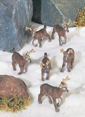 MRD100 MRD100 Mini Reindeer (12 PC SET)