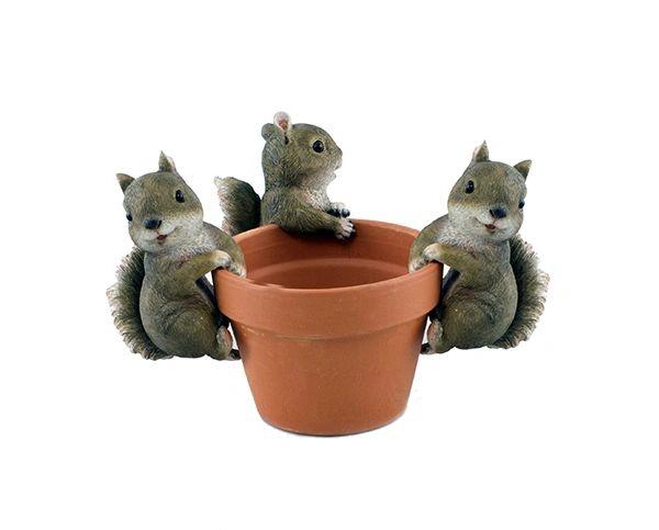 PH611 Squirrel Jumbo Pot Hanger (6 PCS SET)