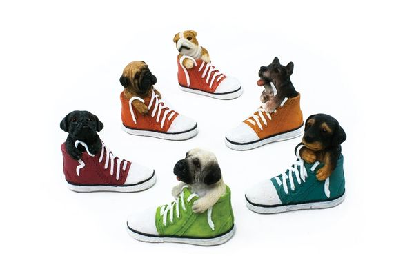 FA95 Mini Puppies in Sneaker (12 PCS SET)