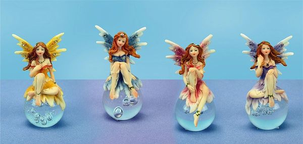 FA23 Fairy on Gazing Ball (12 PCS SET)