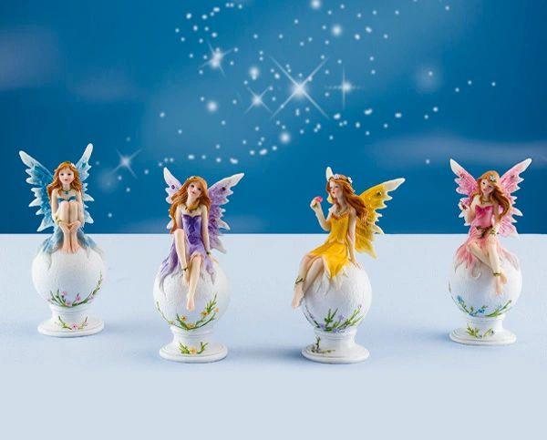 Fairy on Ball (6 PCS SET)