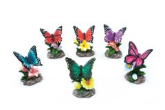 MBT100 Mini Butterflies (12 PCS SET)