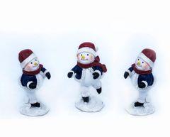 FA88 Skating Snowman (12 PCS SET)