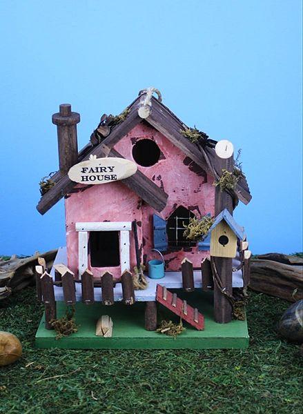 Fairy House (4 PC SET)