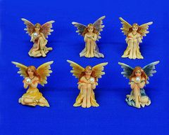 FA4 Mini Painted Fairy with Pearl (12 PCS SET)