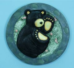 "Black Bear 10"" (4PC SET)"