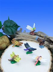MDF100 Mini Dragonflies (12 PC SET)