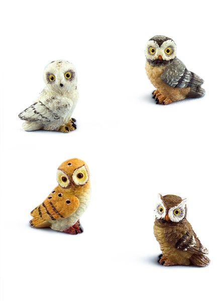 MO100 Mini Owls (12 PC SET)
