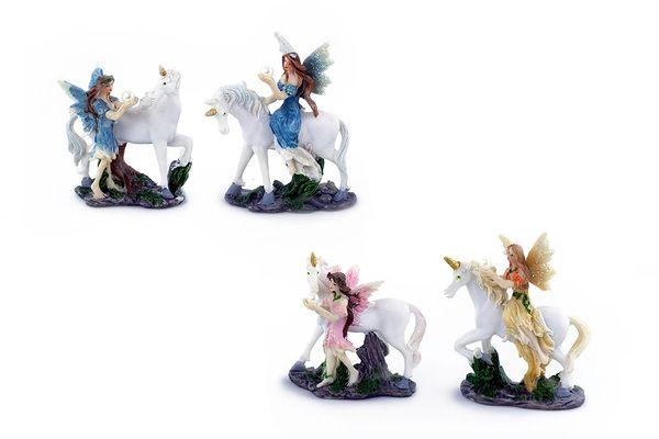 FA1 Mini Fairy with Unicorn (12 PCS SET)