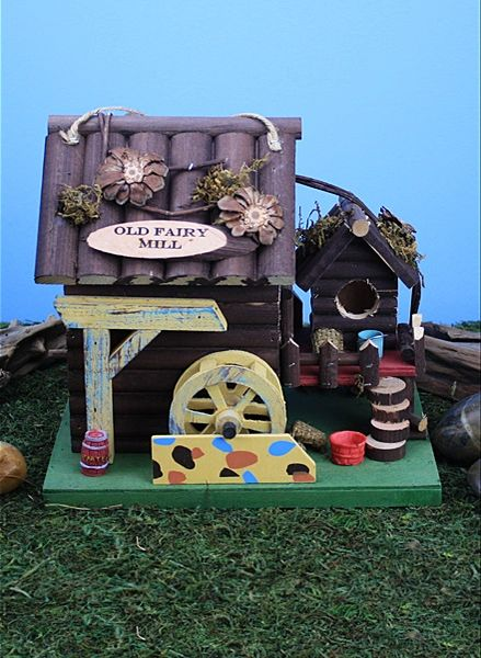 Old Fairy Farm (4 PC SET)
