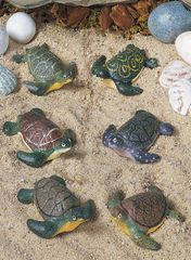 MT200 Mini Sea Turtles (12 PC SET)