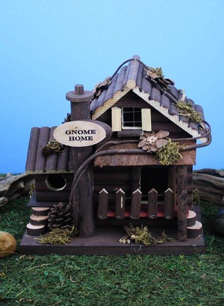 BH204F Gnome Home (4 PC SET)