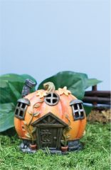 FA93 Sm Pumpkin House (6 PCS SET)