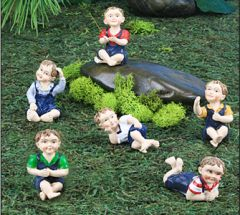 Mini Boys (12 PCS SET)