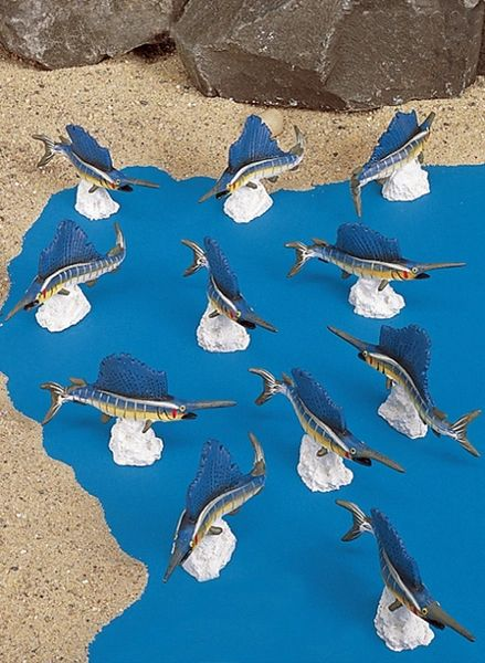 Mini Sailfish (12 PC SET)