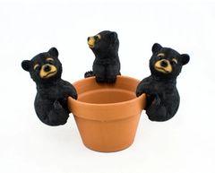 PH607 Black Bear Jumbo Pot Hanger (6 PCS SET)