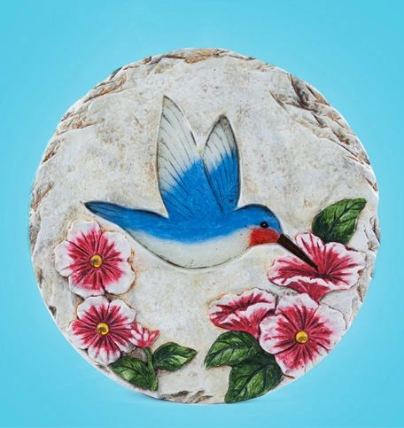 Hummingbird Stepping Stone (4 PCS SET)