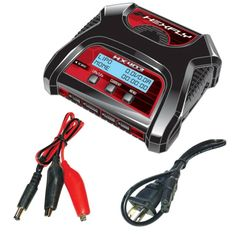 HX-403 LiPo or LiFe Battery Charger