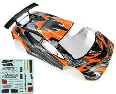 10030-1 1/10 Scale Onroad Car Body
