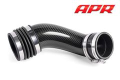APR Carbon Fiber Turbo Inlet Pipe - 1.8T/2.0T EA888 Gen 3 MQB 2015+